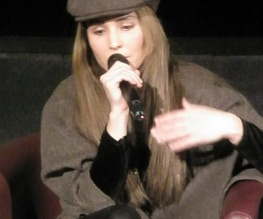 Noomi Rapace talks Sherlock Holmes 2 in audience Q&A