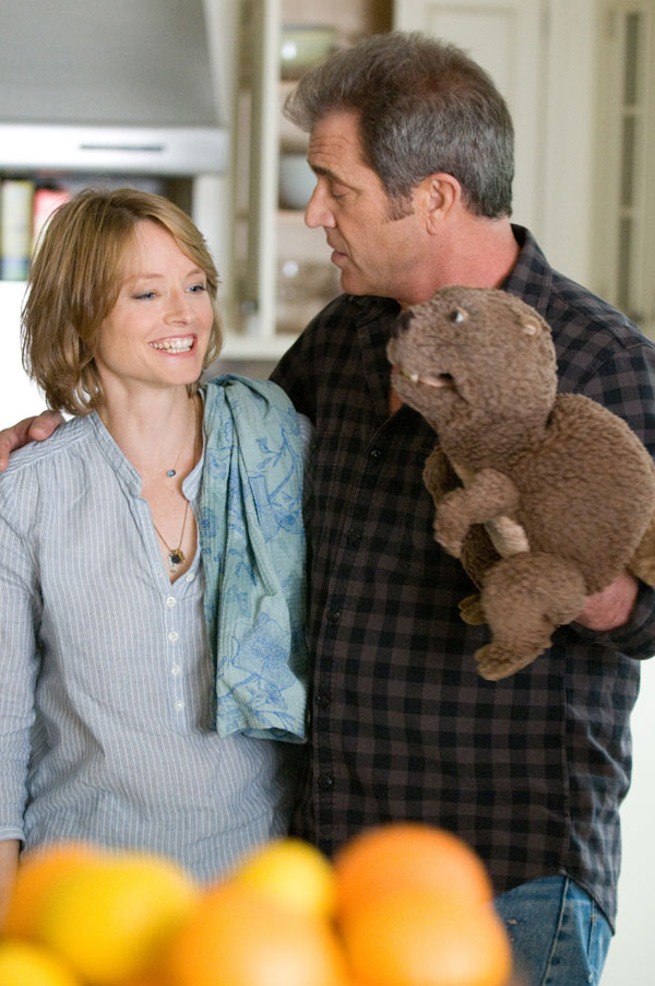 Jodie Foster's Beaver is ready for its close up, see the official synopsis here