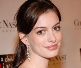 Will Anne Hathaway sing in Judy Garland biopic?
