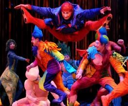 James Cameron to partner with Cirque Du Soleil