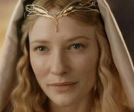 Cate Blanchett returns for The Hobbit