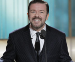 Gervais upsets Hollywood royalty at Golden Globes