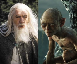 McKellen and Serkis join Hobbit cast