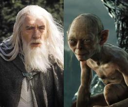 McKellen and Serkis join Hobbit cast