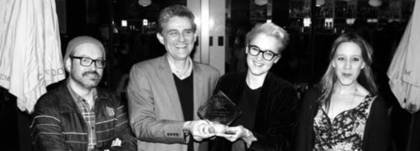 Interview! We talk to London Short Film Festival winner Ruth Paxton