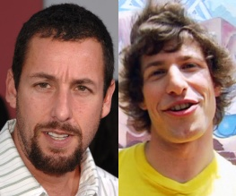 Sandler and Samberg to play father and son