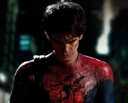 New image shows Andrew Garfield's Spider-Man suited and booted