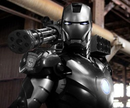 Iron Man Spin-off for Don Cheadle