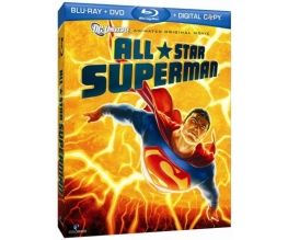 Grant Morrison's All-Star Superman released as animated movie