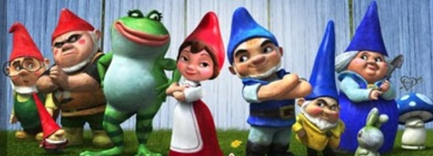 How Gnomeo and Juliet was allowed to happen