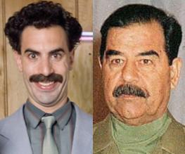 "Sacha Baron Cohen to play ""Saddam Hussein"": Yes!"