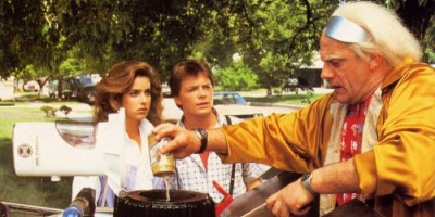 Friday Drinking Game #2 – Back to the Future