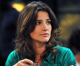 Cobie Smulders on for The Avengers