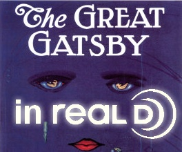The Great Gatsby to receive 3D treatment