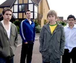 The Inbetweeners Movie gets under way