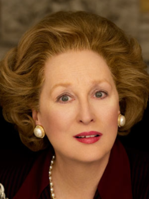 New still of Meryl Streep as Margeret Thatcher released