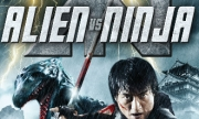WIN: 3 x ALIEN VS NINJA on DVD!