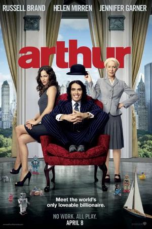 New poster for Arthur online