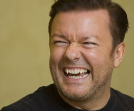 Will Ricky Gervais present the Globes for a third year?