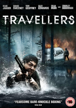 WIN: 'TRAVELLERS' DVD X 5!