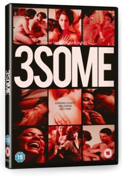 WIN: 3 x 3Some DVDs!