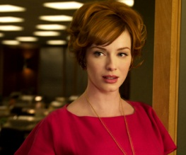 Christina Hendricks giving us Seconds of Pleasure
