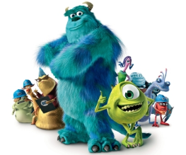 Monsters Inc prequel gets a title!