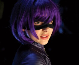 Kick-Ass and Chloe Moretz awarded by Empire
