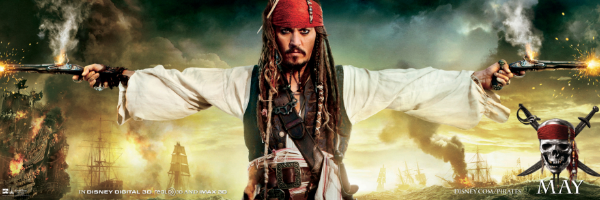 First teaser poster out for Pirates 4