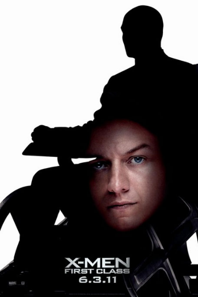 The new X-Men First Class posters are here