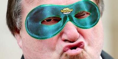 Move over, Governator! Our top 5 superhero politicians