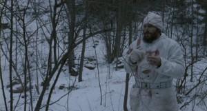 Vincent Gallo in Essential Killing