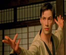Keanu Reeves gets his kung fu on with Man of Tai Chi