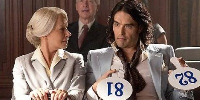 Friday Face/Off: Russell Brand