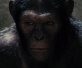 Rise of the Planet of the Apes teaser clip online
