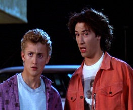 Bill and Ted 3 on the way