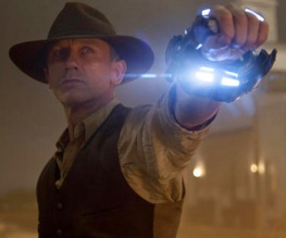 New Cowboys & Aliens trailer online