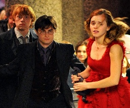 The New Harry Potter trailer made us wee ourselves