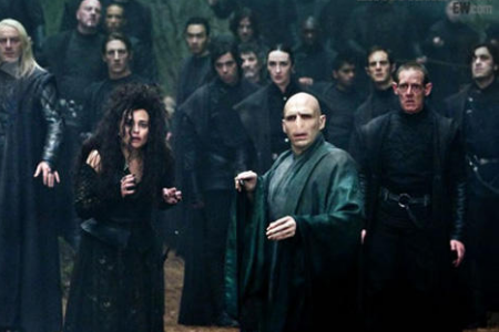 New Harry Potter images now online