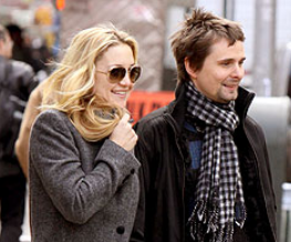 Kate Hudson and Matt Bellamy to tie the knot