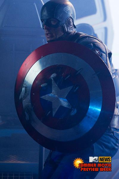 New Captain America: The First Avenger photo