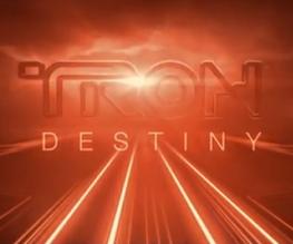 Fan-made Tron trailer 3 – Tr3n Destiny!!