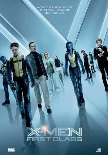 X-Men:First Class cries for help with new poster