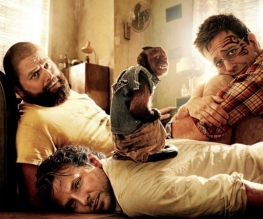 The Hangover Part II storms to the top of the US box office