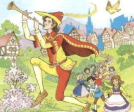 20th Century Fox to play the Pied Piper