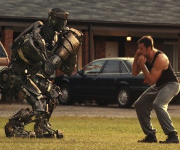 New Real Steel Trailer