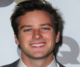 Armie Hammer to become the Lone Ranger