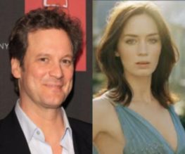 Colin Firth and Emily Blunt to star in new comedy