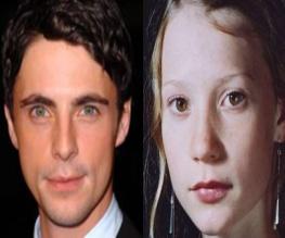 Stoker adds Mia Wasikowska and Matthew Goode to cast