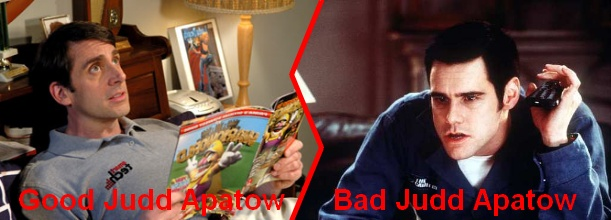 Friday Face/Off: Judd Apatow
